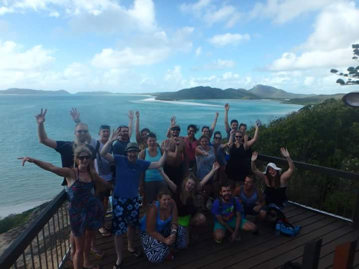 Tour zu den Whitsundays
